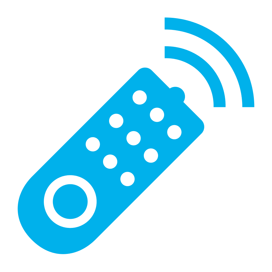 Footprint broadcasting